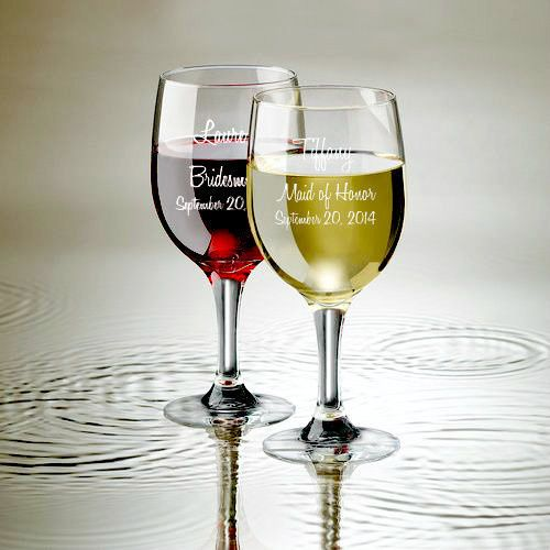 Tmx 1432330208109 Standard Wine Glasses 1 Slidell wedding favor