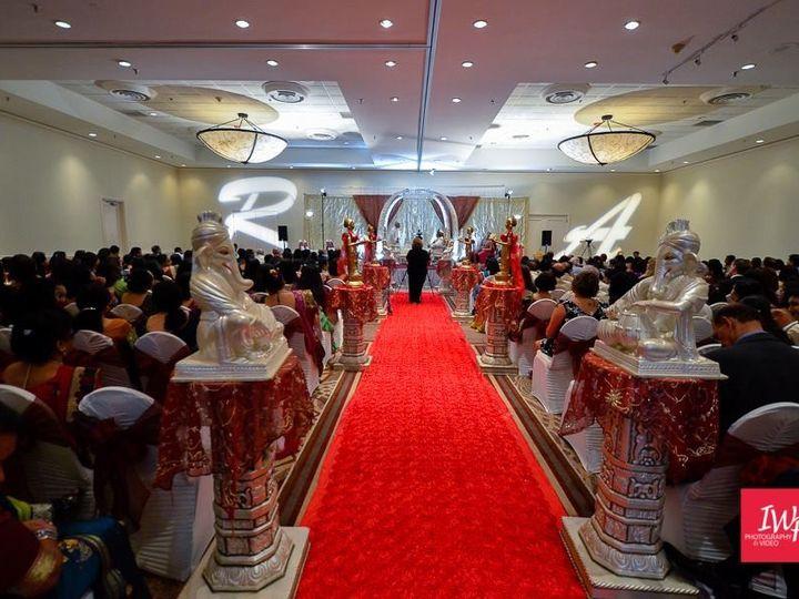 Tmx 1453305342323 Mandap In Oak Forest Raleigh, NC wedding venue