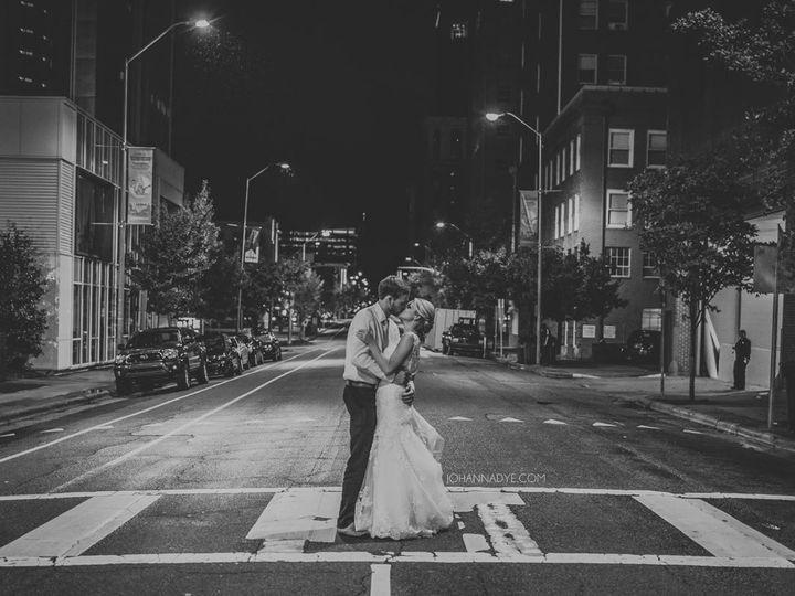 Tmx Black And White Bride And Groom 51 63106 Raleigh, NC wedding venue
