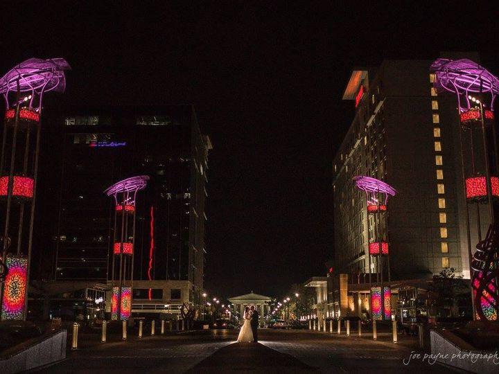 Tmx City Plaza Night2 51 63106 V1 Raleigh, NC wedding venue