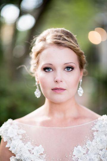 Bridal portrait (Beacon Photo)