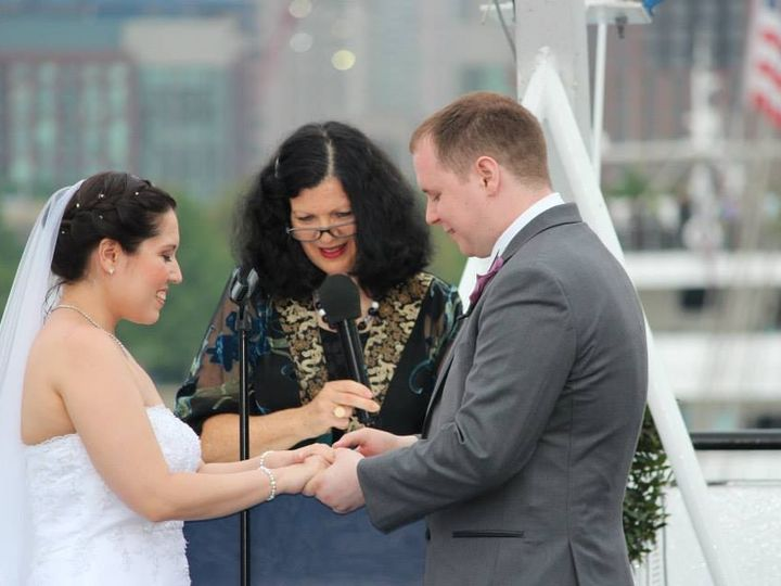 Tmx 1373654960506 Exchanging Rings Chicago, IL wedding officiant