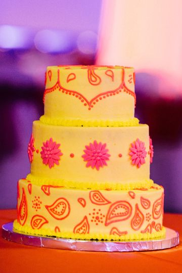 Mixed with Love Cake & Cookie Co. - Wedding Cake - Pittsburgh, PA ...