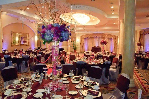 Tmx 1362521588371 BanquetSetup Daytona Beach, FL wedding venue