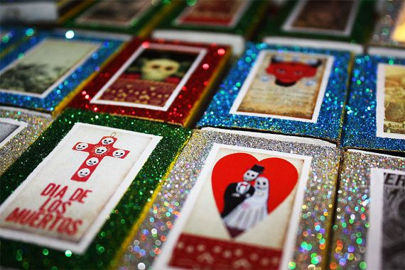 day of the dead favors