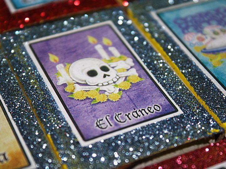 Tmx 1395380610065 Day Of Dead Loteria Rio Hondo wedding favor
