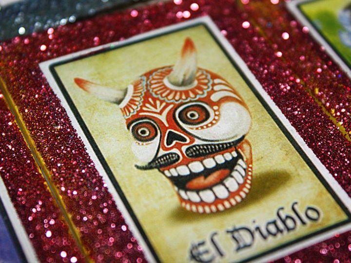 Tmx 1395380613793 Day Of Dead Loteria Rio Hondo wedding favor