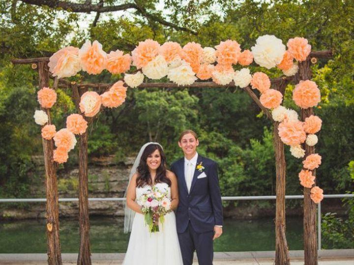 Tmx 1510370166742 Flower Arch Rio Hondo wedding favor