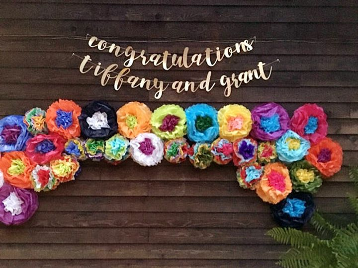 Tmx 1510370201301 Flower Wall 7 Rio Hondo wedding favor