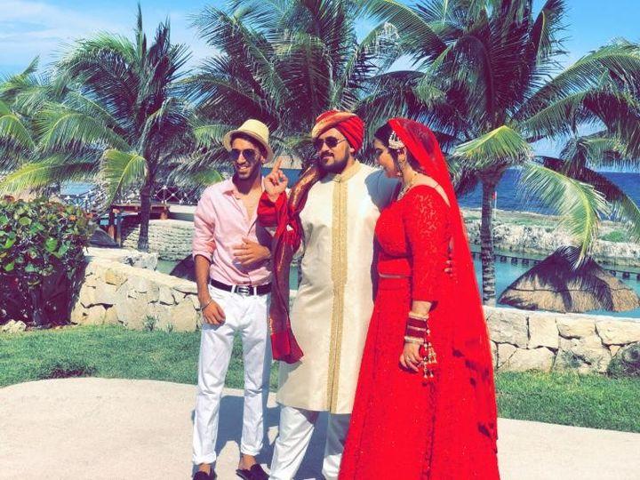 Destination Wedding-Cancun
