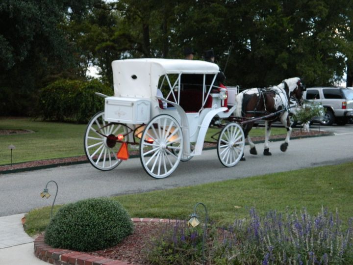 Bridal carriage