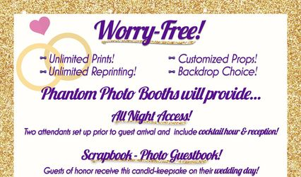 Phantom Photo Booths 1