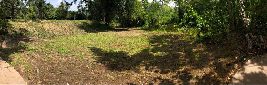 Creek Yard