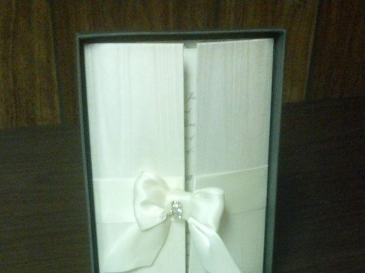 Tmx 1354652367411 20120923180119884 West Babylon wedding invitation