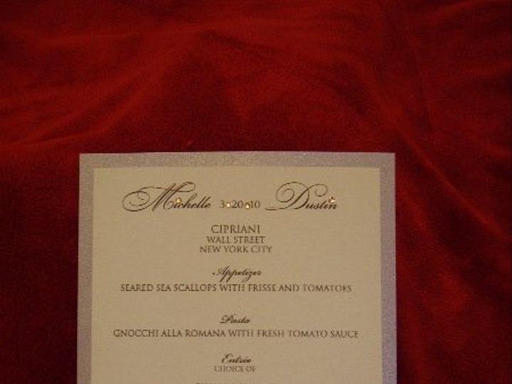 Tmx 1355499620847 53a110053fb35503ffff85b6ffffe906 West Babylon wedding invitation