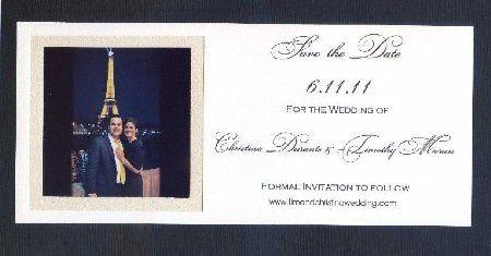 Tmx 1355499859928 F50f78223b987732ffff8205ffffe904 West Babylon wedding invitation