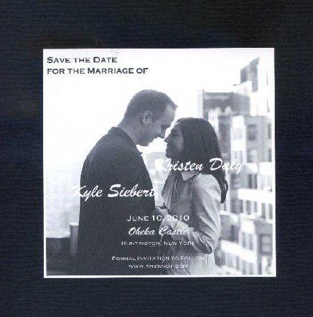 Tmx 1355499871785 F50f78223b987732ffff8204ffffe904 West Babylon wedding invitation