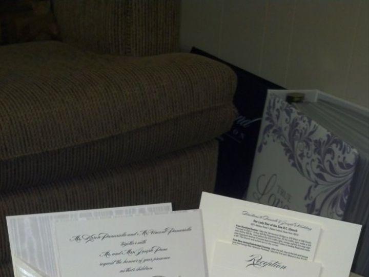 Tmx 1356006721024 20121218075843280 West Babylon wedding invitation