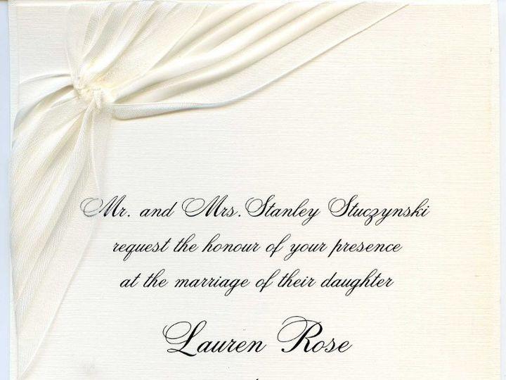 Tmx 1356006748119 Img022 West Babylon wedding invitation