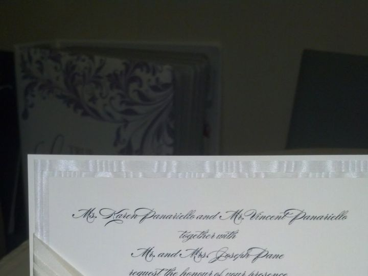 Tmx 1368278600152 2012 12 1807 25 28831 West Babylon wedding invitation