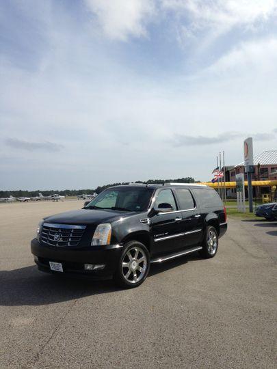 caddy at airport 031415