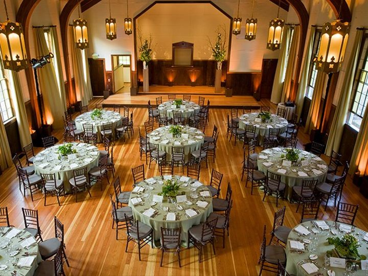 Tmx 15 Chapel Set For Dinner 720x480 51 141206 1565646983 Sausalito, CA wedding venue