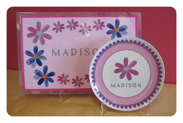 Tmx 1214955510792 Plate Placemat Picture Middlebury wedding favor