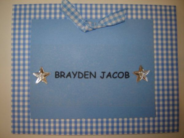 Tmx 1214955617151 Brayden ThankYouNote Middlebury wedding favor