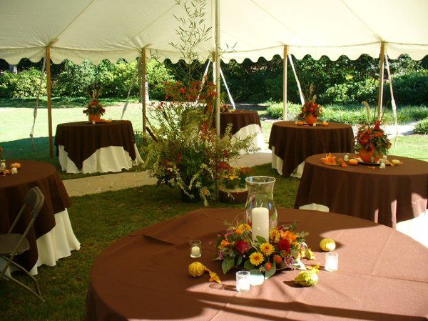 Rent the size tent of your choice to house the number of guests you would like to invite to your...