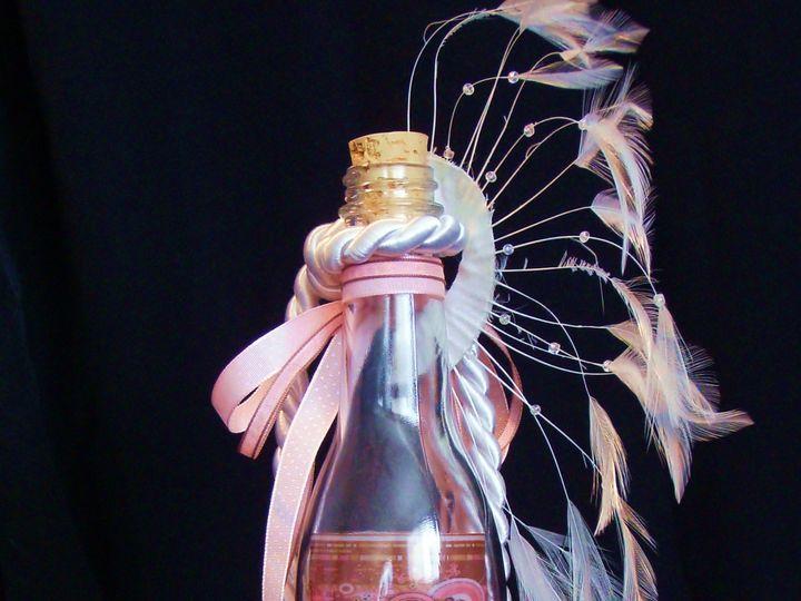 Tmx Chocolate Pink Wedding Invitation 2 51 372206 Moreno Valley, CA wedding invitation