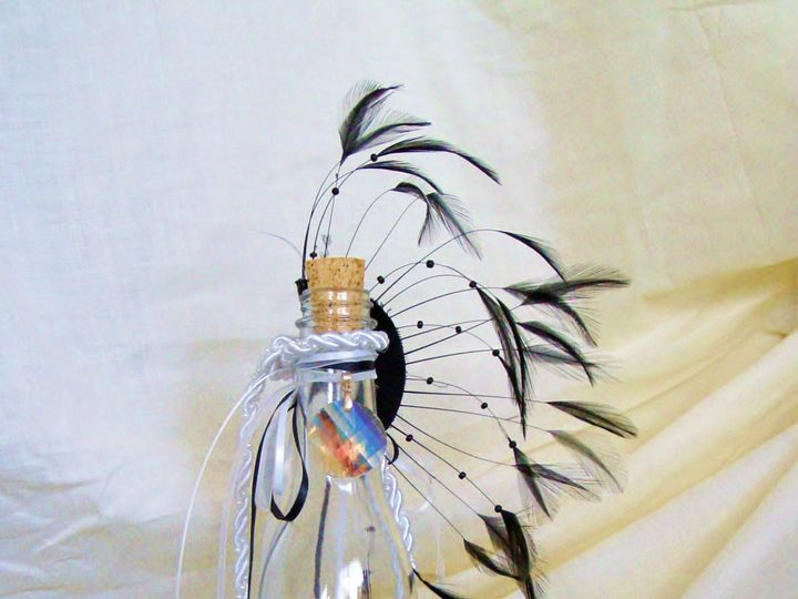 Tmx Crystal Black 51 372206 Moreno Valley, CA wedding invitation
