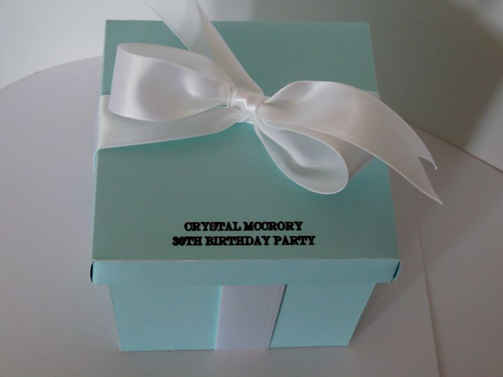 Tmx I Love Paris Tiffany Custom Exploding Box Invitation Top 51 372206 Moreno Valley, CA wedding invitation
