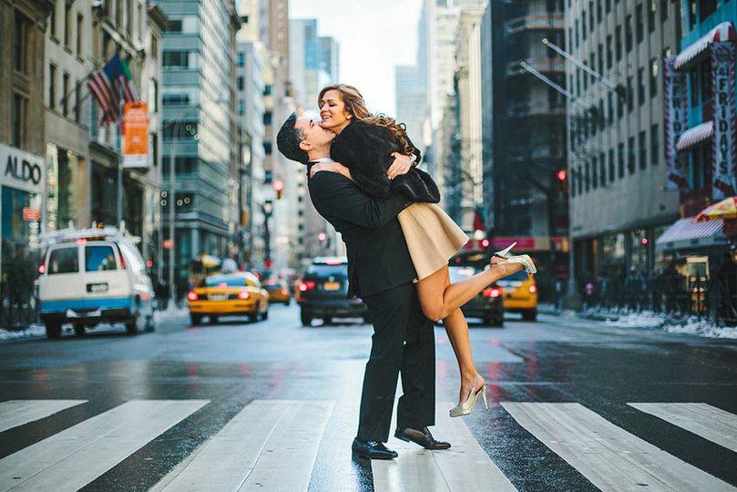 117wedding in 5th avenue new yor