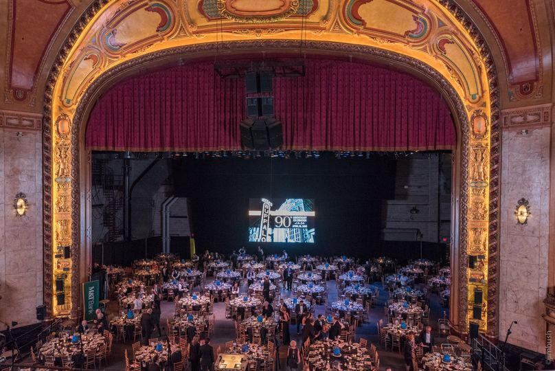 Shea's 90th Anniversary Gala