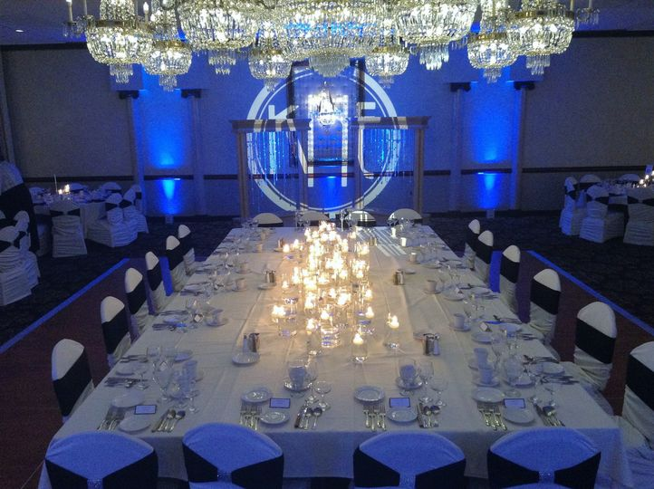 Captains Tables and Candles