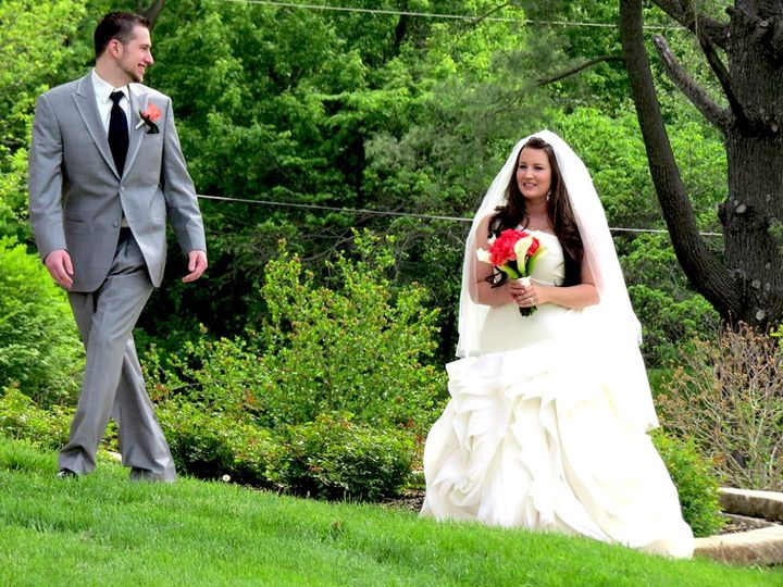 Surrounded by lush greenery, our property will be the perfect backdrop for your magical day!