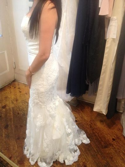 Selene bridal alterations and custom designs dress for Custom made wedding dresses nyc