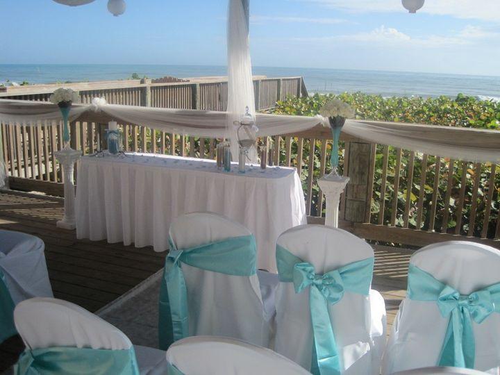 deck boardwalk view