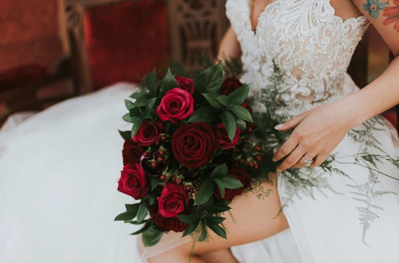 Red roses | Aurora Dawn Photography