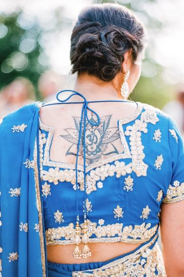 Indian-American Wedding