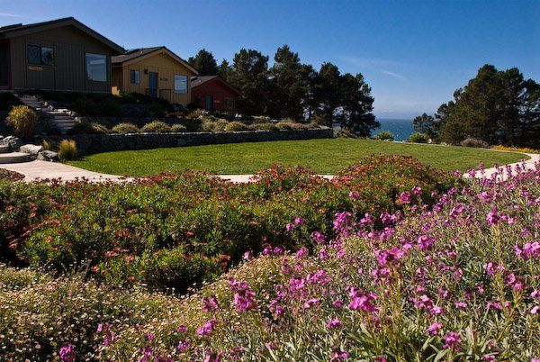 Ocean View Lawn Available for Tented Events