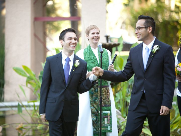 Tmx 1423852942346 Noah And Roberto First Los Angeles, CA wedding officiant