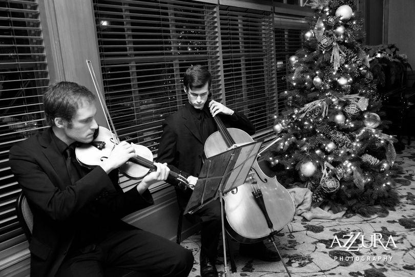 Christmas time at Salish Lodge