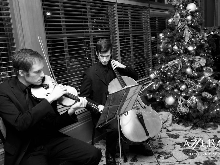 Tmx Mitchell And Nathan Christmas Bw 51 450306 V1 Seattle, WA wedding ceremonymusic