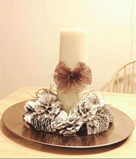 No matter the season, we can help you put together an elegant affair to make your wedding day...