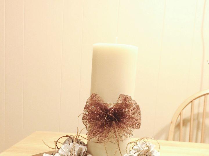 Tmx 1466560465470 Candle Christmas Centerpiece Astoria wedding planner