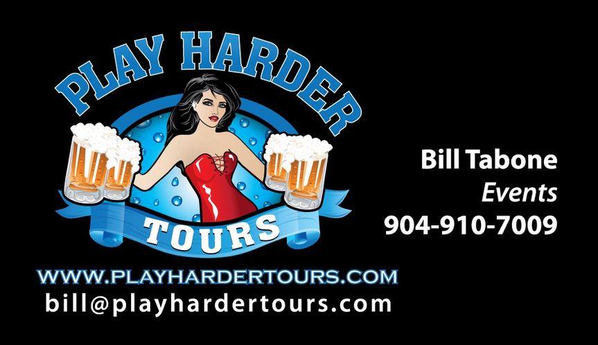 Blackplayharderbusinesscard