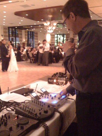 1st dance, wedding reception 10-24-09 Pomona, CA