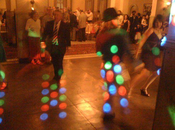 Pasadena reception 11-01-09