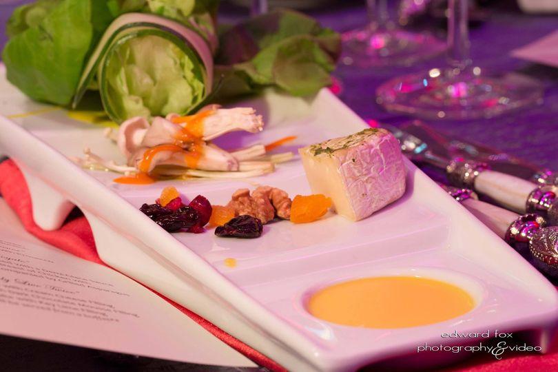 Wedding cuisine